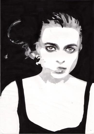 Helena Bonham Carter por HelenaFan